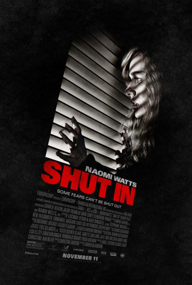 Poster del film horror Shut In
