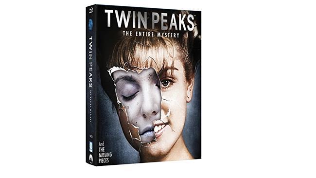 Twin Peaks cofanetto dvd