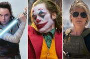 Da sinistra: Rey, Joker, Sarah Connor