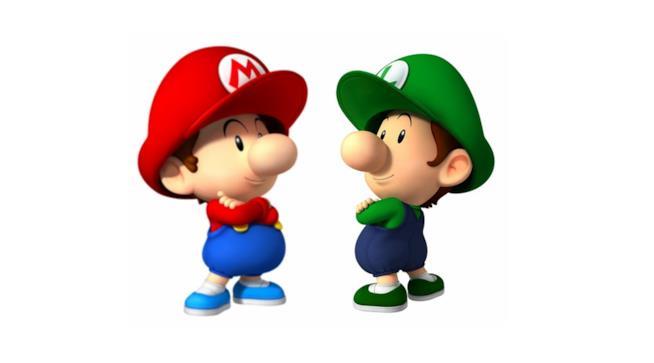 Baby Mario e Baby Luigi