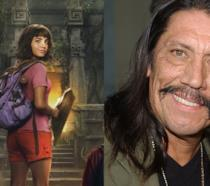Dora l'esploratrice interpretata da Isabela Moner