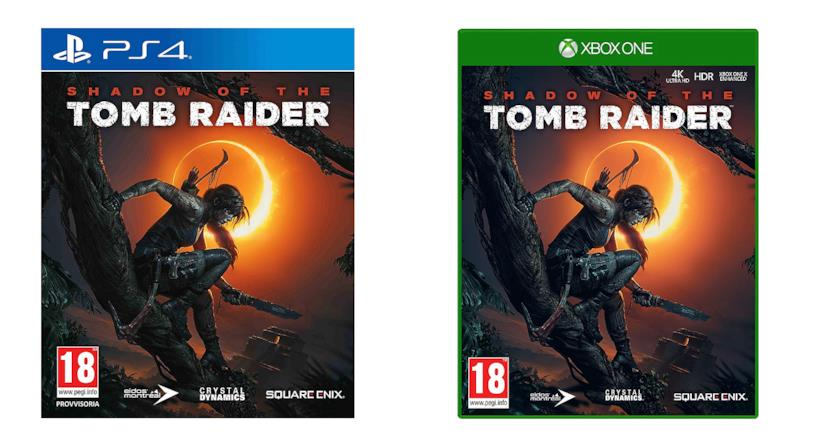 Shadow of the Tomb Raider per PS4 e Xbox One