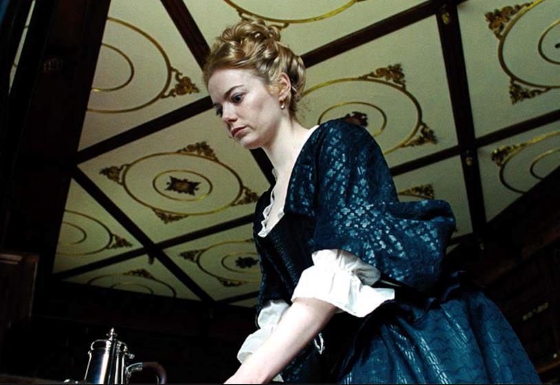 Emma Stone ne La favorita