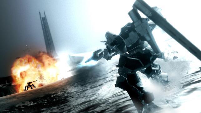 Un nuovo Armored Core in sviluppo?