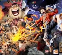 One Piece Pirate Warriors 4 artwork