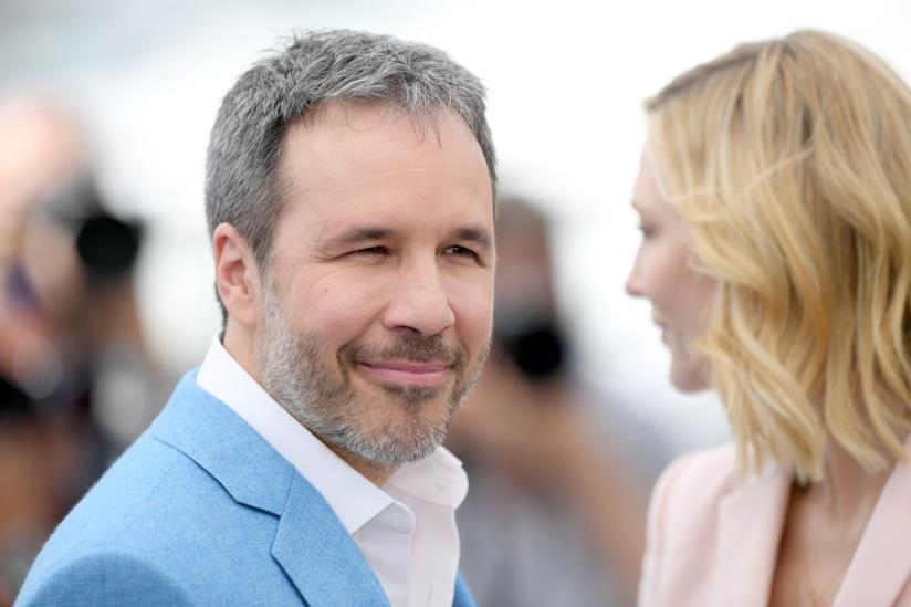 Un primo piano del regista Denis Villeneuve sul red carpet di Cannes 2018