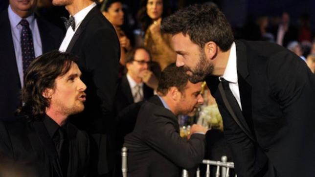 Christian e Ben che parlano