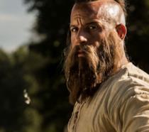 Un'immagine di Vin Diesel in The Last Witch Hunter