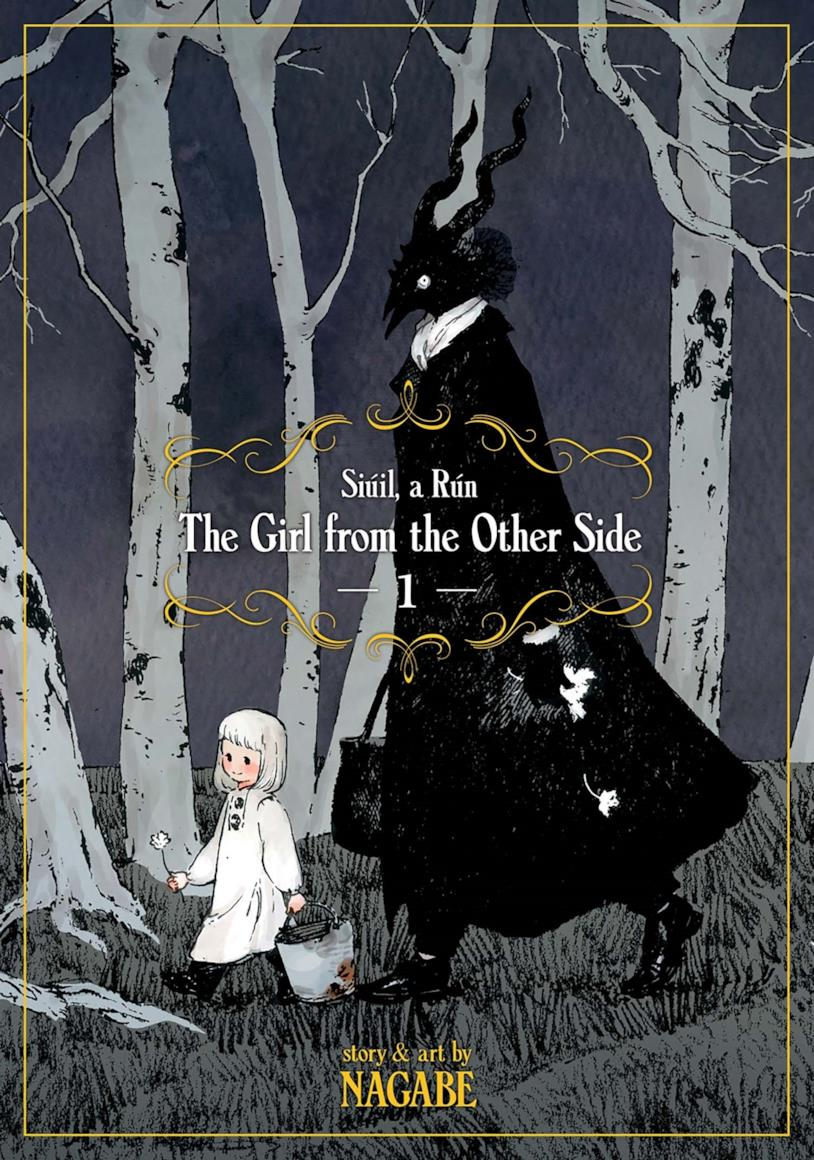 La copertina di The Girl From the Other Side