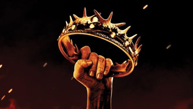 Il poster della stagione 2 di Game of Thrones