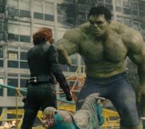 Hulk e Black Widow