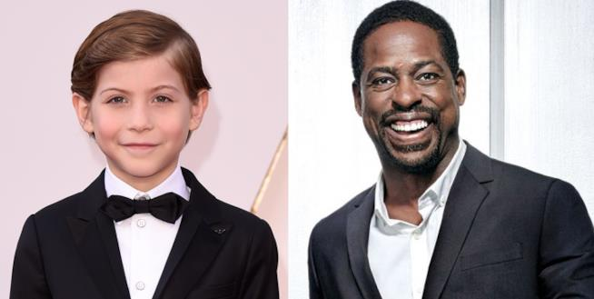 Jacob Tremblay e Sterling K. Brown