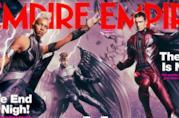 I mutanti Marvel sulla cover di Empire