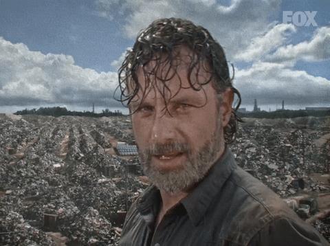 The Walking Dead è tutto un sogno? La verità sulla base del trailer