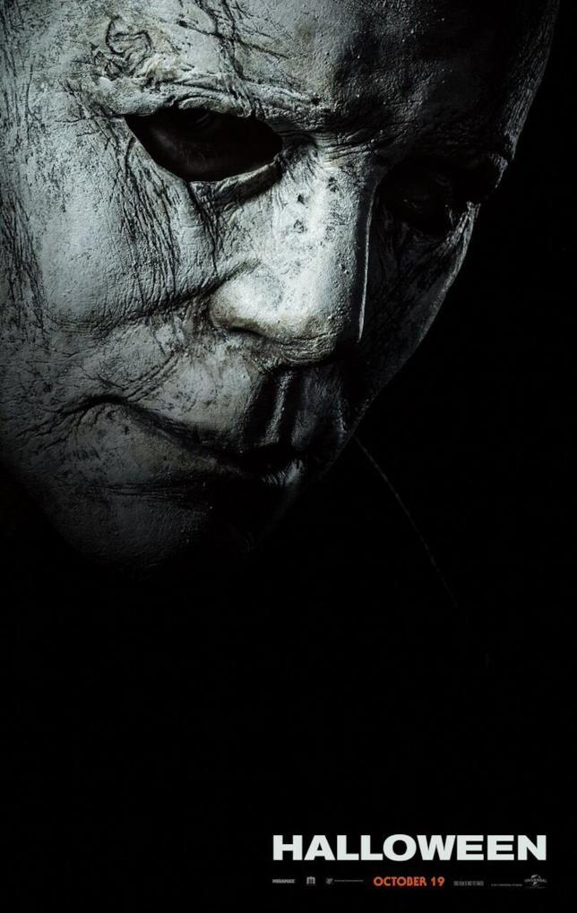 Halloween: Michael Myers nel poster del nuovo film