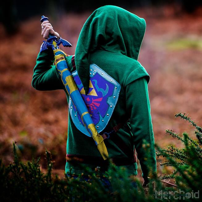 Merchoid apre i pre-order per l'ombrello di Zelda