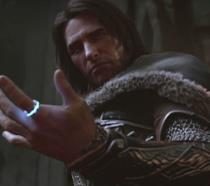 Talion indossa il nuovo Anello del Potere in La Terra di Mezzo: L'Ombra della Guerra