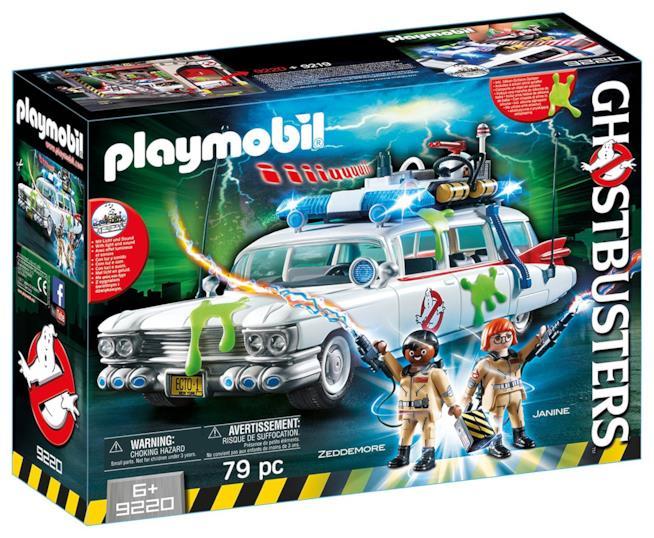 Ghostbusters Ecto-1 di Playmobil