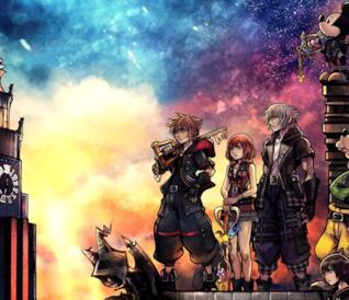 Kingdom Hearts III personaggi
