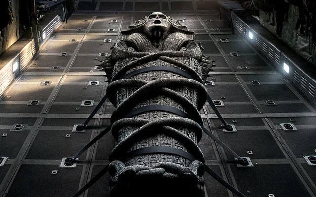 La Mummia del reboot