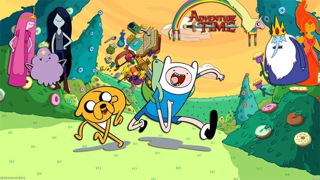 Adventure Time, serie animata