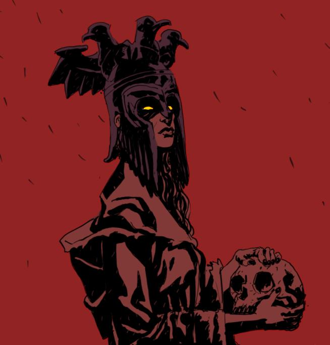 Hellboy Queen of Blood