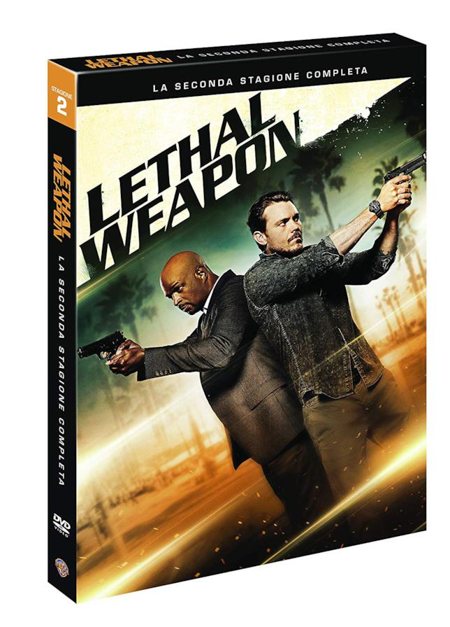 Lethal Weapon - stagione 2 - DVD