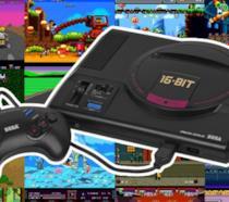Il SEGA Mega Drive e i suoi videogiochi