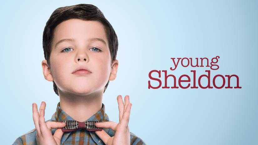 Un'immagine promozionale da Young Sheldon