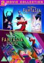 Fantasia/Fantasia 2000 Double Pack [Edizione: Paesi Bassi] [Edizione: Regno Unito]