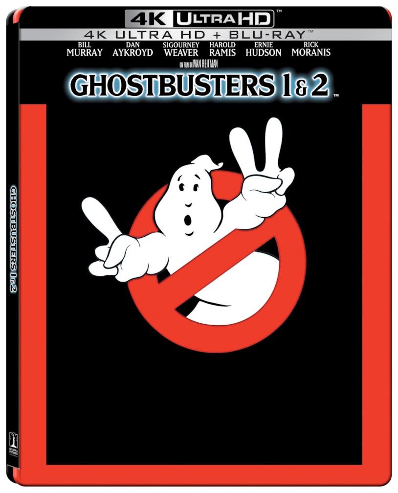 Ghostbusters I e Ghostbusters II - 4K Ultra HD