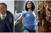 Assassinio sul Nilo (Deathe on Nile), Alita - Angelo della battaglia (Alita: Battle Angel) e Predato