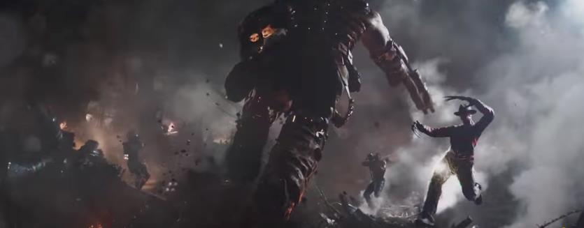 Freddy Krueger compare distintamente nel trailer di Ready Player One