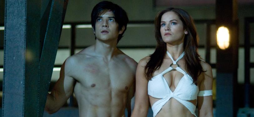 Christie Monteiro/Kelly Overton nel film Tekken