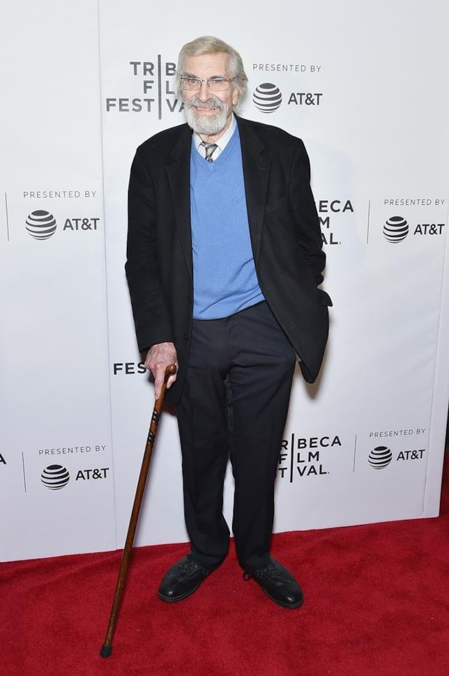 Martin Landau al Tribeca Film Festival 2017