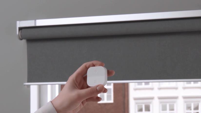 Il sensore per controllare le tende smart di IKEA