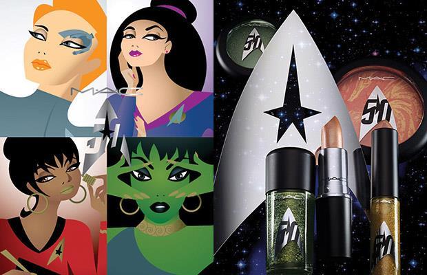 Mac Cosmetics la collezione Star Trek 50