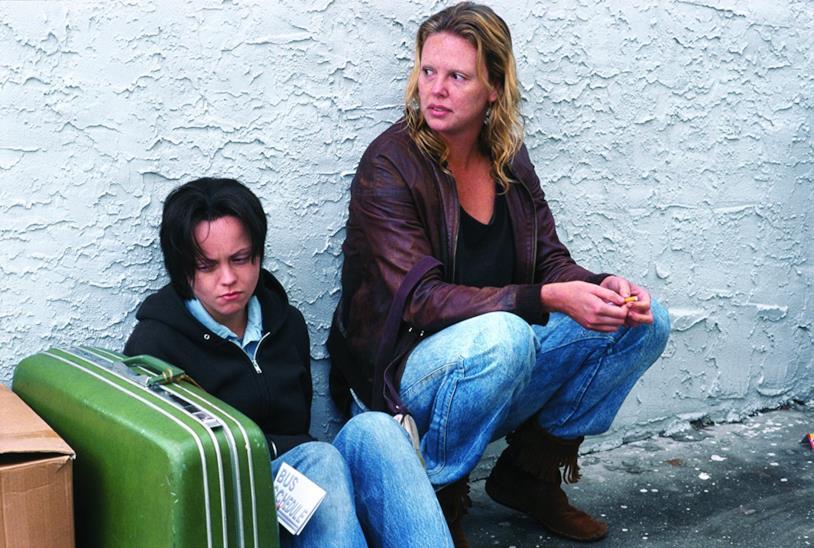 Charlize Theron e Christina Ricci