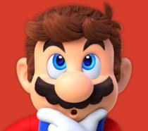 Il faccione di Super Mario