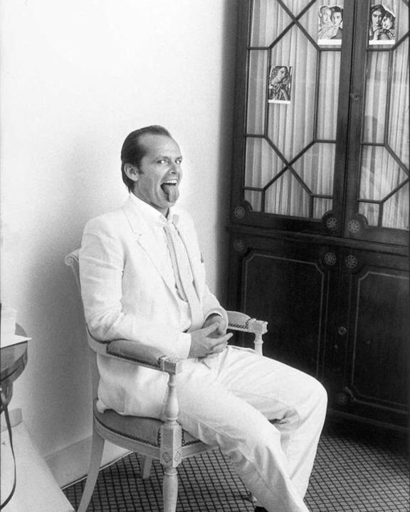 Jack Nicholson nel 1981