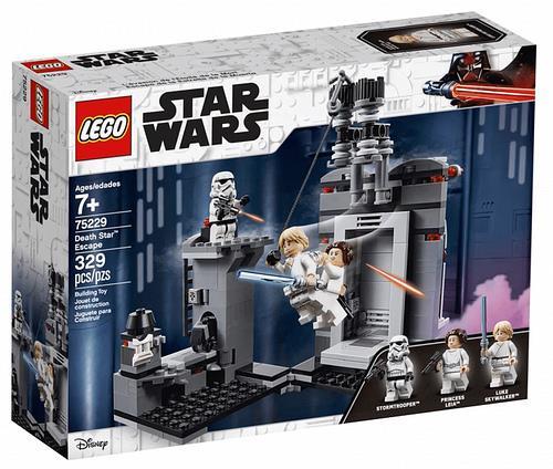 I set LEGO di Star Wars in arrivo nel 2019