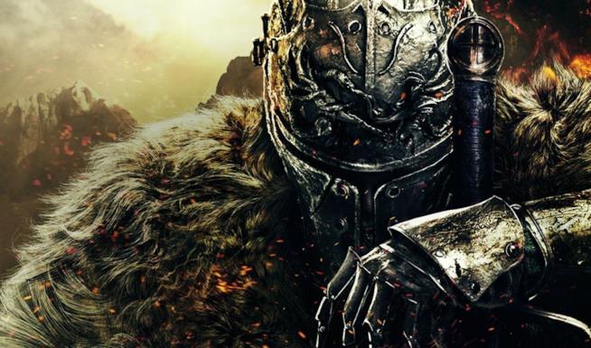 Dark Souls, il protagonista del videogame