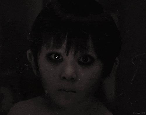 Lo spaventoso bambino di The Grudge