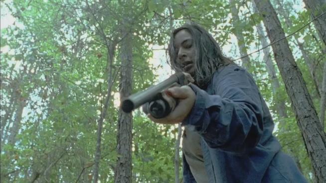 Tara in The Walking Dead