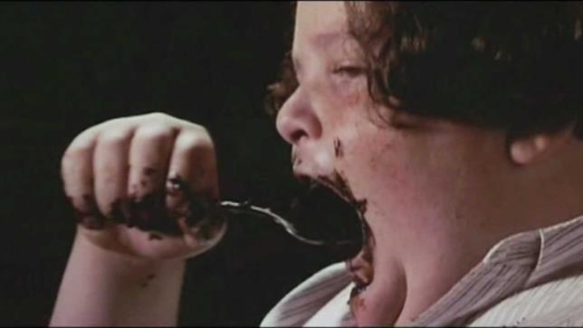 Bruce Pappalardo in una scena di Matilda