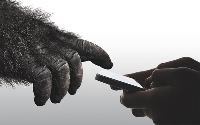 Annunciata la sesta generazione di vetri per smartphone Gorilla Glass.