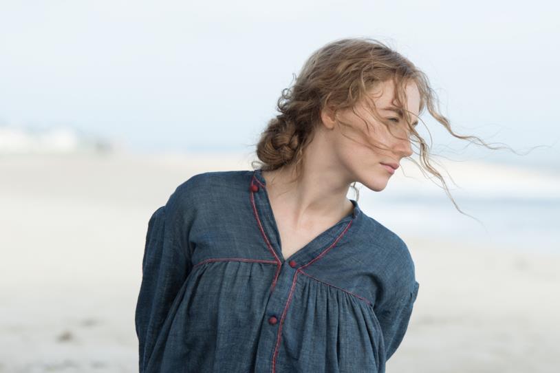 Jo March di Saoirse Ronan