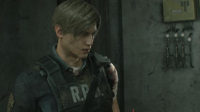 Leon S. Kennedy torna in azione nel remake di Resident Evil 2