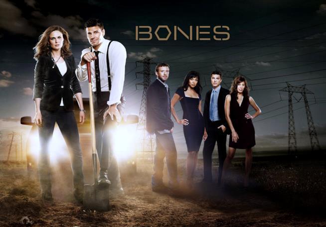 Un'immagine promozionale della stagione 10 di Bones