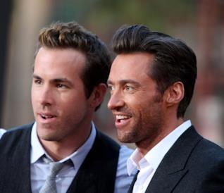 Hugh Jackman e Ryan Reynolds
